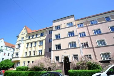 Vonovia-Wohngebiet nahe Zentrum Leipzig