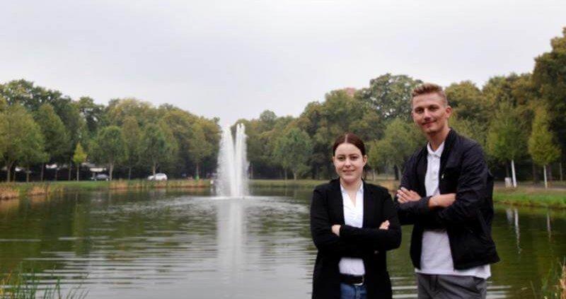 Leipziger Azubis bei PISA Immobilienmanagement