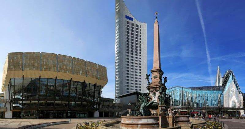 Leipzig MDR Turm