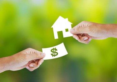 Immobilie verkaufen und Geld erhalten