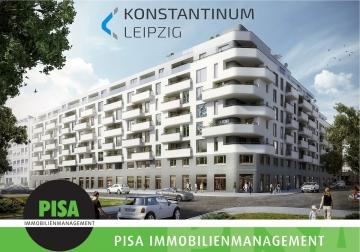 I KONSTANTINUM I Ihr moderner & komfortabler Wohntraum im Zentrum-Ost I, 04315 Leipzig, Etagenwohnung